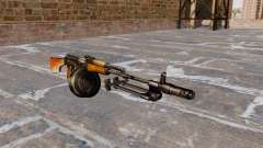 La ametralladora RPK-74 ligera