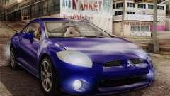 Mitsubishi Eclipse GT v2 para GTA San Andreas