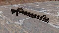 Táctica escopeta Fabarm SDASS fuerzas Pro para GTA 4