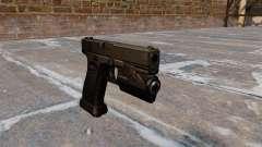 Carga automática pistola Glock 20