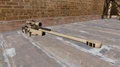 Rifle de francotirador McMillan TAC-50