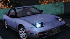 Nissan 240SX S13 v1.0 para GTA San Andreas