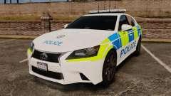 Lexus GS350 West Midlands Police [ELS]
