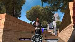 C-HUD by Niko para GTA San Andreas