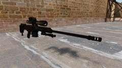 Rifle Barrett 98B para GTA 4