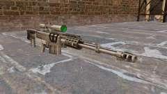 Rifle de francotirador AS50