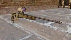 GOL sniper rifle francotirador Magnum para GTA 4