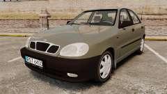 Daewoo Lanos S PL 2001