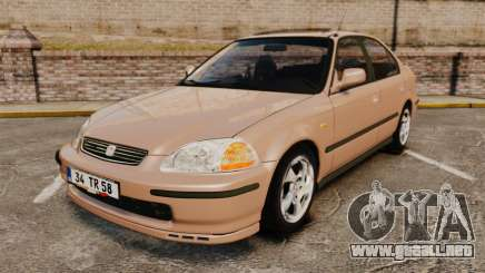 Honda Civic para GTA 4