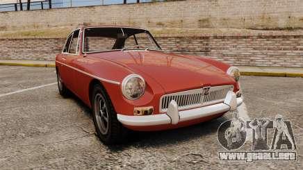 MG MGB GT 1965 para GTA 4