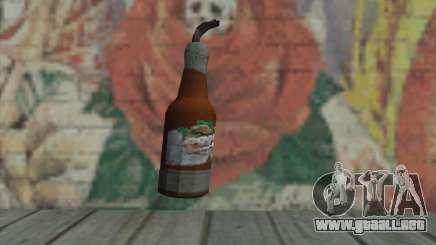 Cóctel Molotov de GTA V para GTA San Andreas