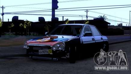 LADA 2170 BPAN para GTA San Andreas
