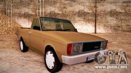 Ikco Paykan Pickup para GTA San Andreas