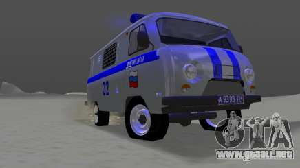 UAZ-3741 AUMONT para GTA Vice City