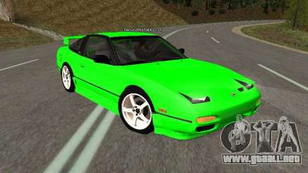 Nissan 240SX Drift Version para GTA San Andreas