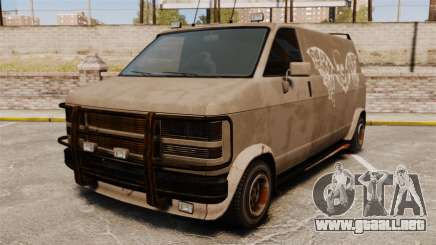GTA IV TLAD Gang Burrito para GTA 4