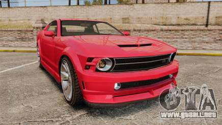 GTA V Vapid Dominator 450cui Supercharged para GTA 4