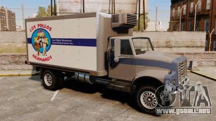 Yankee Los Pollos Hermanos para GTA 4