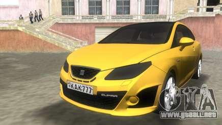 Seat Ibiza Cupra para GTA Vice City