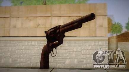 Colt Peacemaker (oxidado) para GTA San Andreas