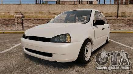1119 VAZ Lada Kalina para GTA 4