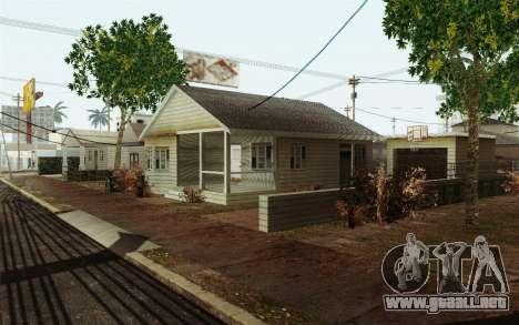 ENB HD CUDA 2014 v2.0 para GTA San Andreas