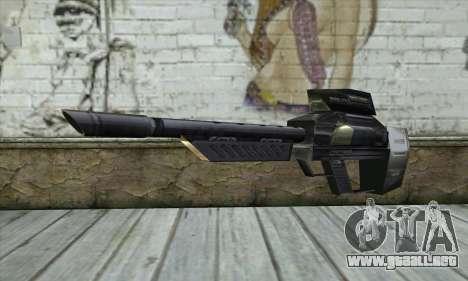 P-Laser Sniper Rifle para GTA San Andreas