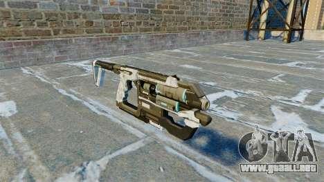 Submachine gun K voltios v 2.0 para GTA 4