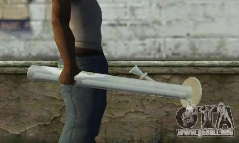 Dudka para GTA San Andreas tercera pantalla