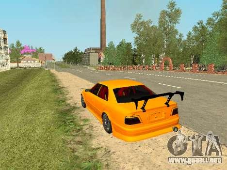 Toyota Сhaser para la visión correcta GTA San Andreas