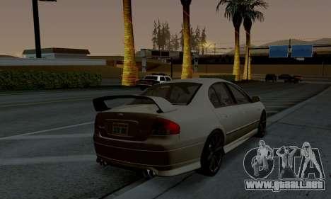 ENB CUDA 2014 for Low PC para GTA San Andreas tercera pantalla