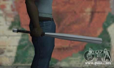 Bits para GTA San Andreas sucesivamente de pantalla