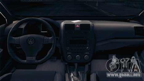 Volkswagen Bora GLI para la visión correcta GTA San Andreas