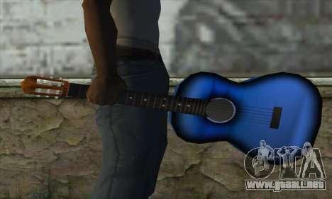 Guitarra para GTA San Andreas tercera pantalla