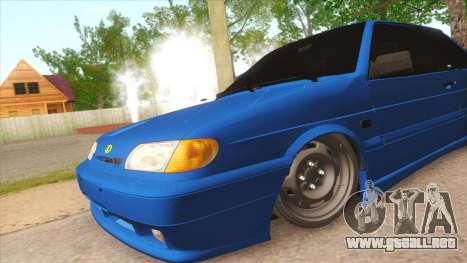 El VAZ-2113 para GTA San Andreas