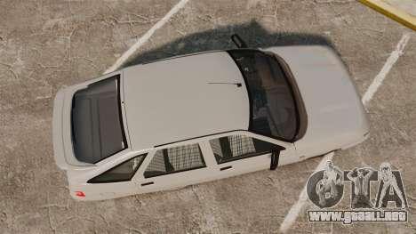 VAZ-2112 para GTA 4 visión correcta
