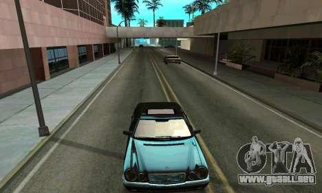 ENBseries para PC débil para GTA San Andreas quinta pantalla
