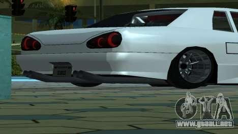 Elegy 280sx v2.0 para las ruedas de GTA San Andreas