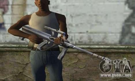 AGO из Counter Strike para GTA San Andreas tercera pantalla