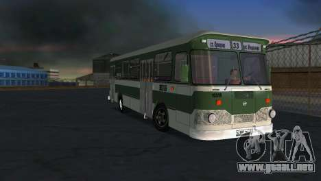 677 LIAZ para GTA Vice City