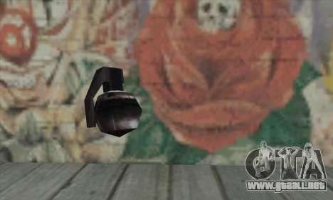 Granada para GTA San Andreas segunda pantalla