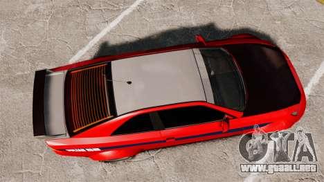 Sultan R-S para GTA 4 visión correcta