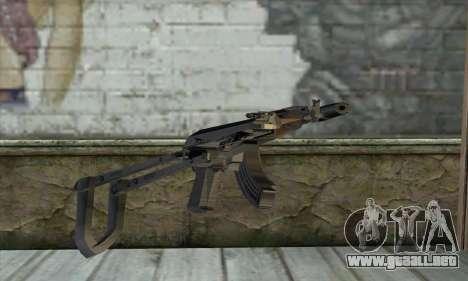 Silenced M70AB2 para GTA San Andreas segunda pantalla
