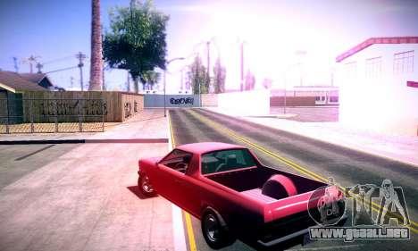 GTA V Picador para GTA San Andreas left