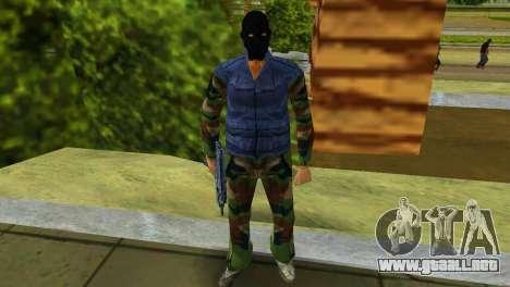 Reskin ladrones para GTA Vice City segunda pantalla