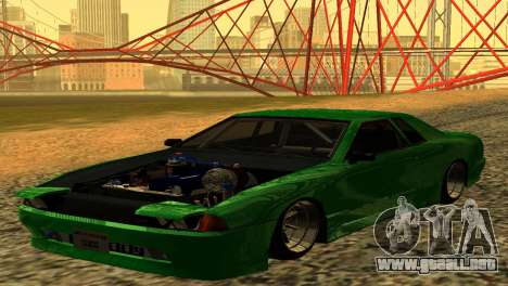 Elegy 280sx v2.0 para GTA San Andreas