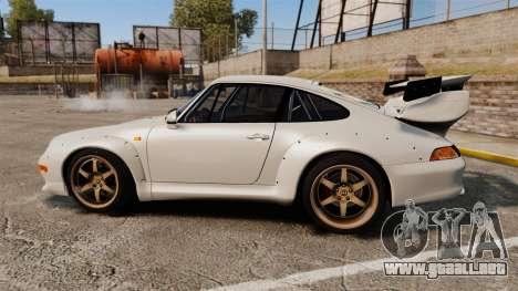 Porsche 993 GT2 1996 v1.3 para GTA 4 left