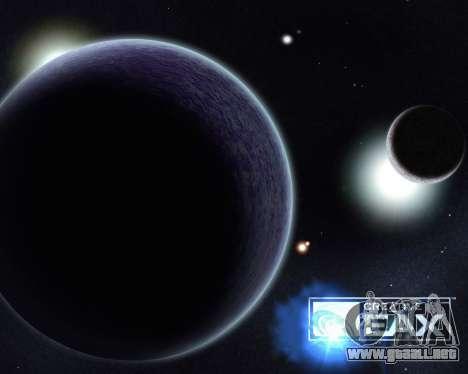 Nuevas pantallas de inicio de Espacio para GTA San Andreas