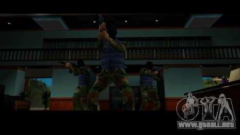Reskin ladrones para GTA Vice City sucesivamente de pantalla