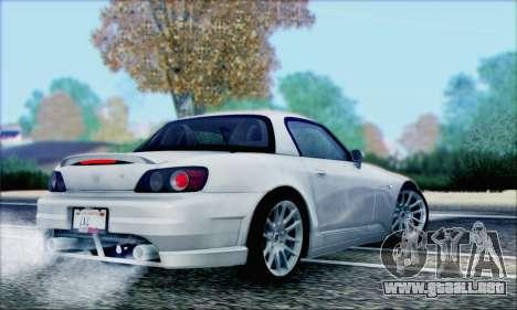 Honda S2000 Daily para las ruedas de GTA San Andreas